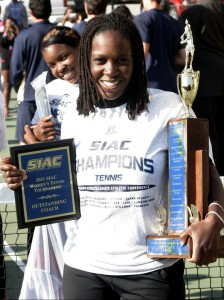 CAU's Williams Receives USTA Multicultural Grant