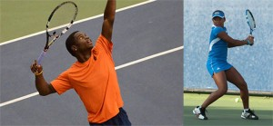 Jenkins and Anderson Win National Indoors