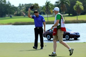 Harrington Works Overtime To Secure Win and Masters Invite