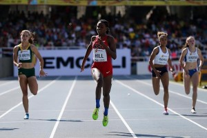 Rockdale's Candace Hill Smashes World Youth Record