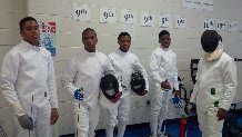 APS Fencers at B.E.S.T. Academy
