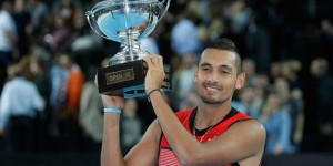 Rising Star Kyrgios Is Atlanta Bound