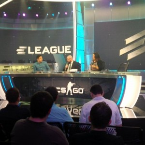 Are Your Ready For ELEAGUE ?