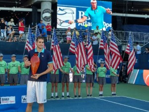 Isner Rumbles To A Fourth BB&T Title
