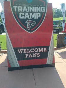 Atlanta Falcons Training  Camp 2017