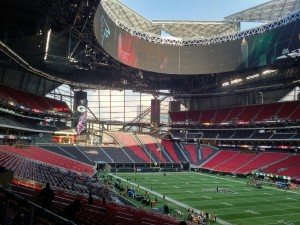 Atlanta Falcons 2017 Home Opener