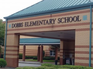 Dobbs Elementary Celebrates and Serves