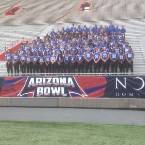Georgia State Ready For Arizona Bowl
